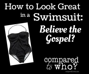 how to look great in a swimsuit