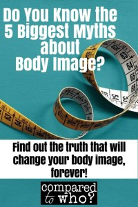 5 Biggest Myths About Body Image: What You Need to Know to Stop Feeling Insecure