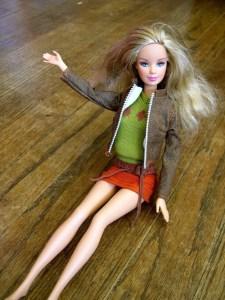 Barbie fall fashion