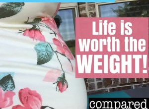 Life is worth the weight! Body image and pregnancy series