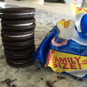 oreos compared to who