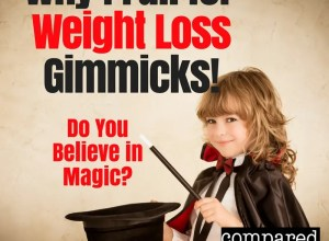 Why I fall for weight loss gimmicks