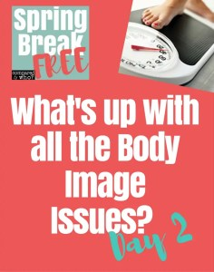 why so many body image issues