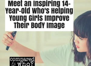 Meet a young woman inspiring girls to improve their body image