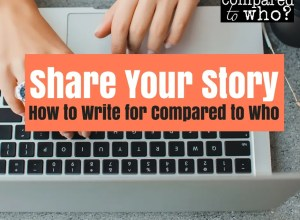 share your comparison or eating disorder story on Christian blog for women