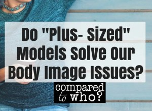 Do plus-sized models solve our body image issues?