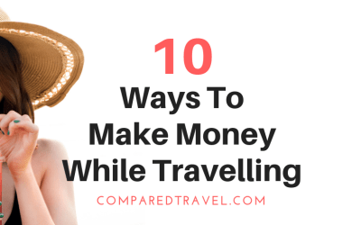 10 Ways To Make Money On The Road