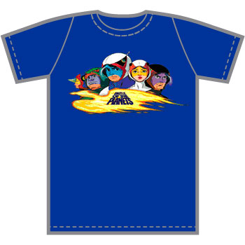 Battle Of The Planets - Group T-Shirt T Shirt - review ...