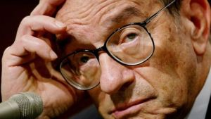 Alan Greenspan: Kryzys COVID-19 stwarza realne zagrożenie dla amerykańskiej dominacji