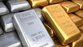 Kurs srebra między 50 a 200 okresową średnią. Pozytywne prognozy Credit Suisse i Commerzbanku