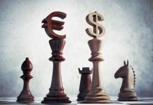 Rynkowe szachy - Eurodolar