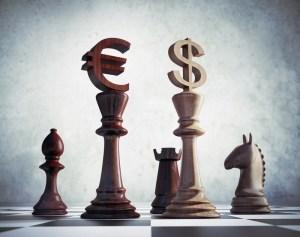 Ebury w czołówce prognoz dla ośmiu par walutowych
