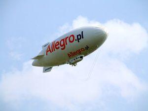 Allegro było wczoraj jedną z najsłabszych spółek indeksu WIG20