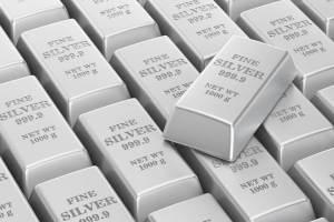 Notowania srebra zaczynają nadrabiać straty