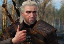 Wiedźmin Geralt