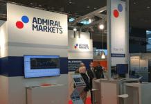 Stoisko Admiral Markets