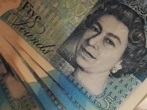 Brexit: Kurs funta do dolara