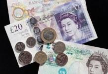 wykres cc GBP funt british pound 19