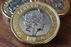 Kurs funta (GBP/USD) ze spadkiem i przełamaniem 50-dniowej MA - komentarz CMC Markets