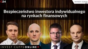 Jak wygląda przeciętny Polski inwestor? Debata Invest Cuffs 2021