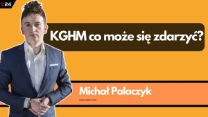 Pocałunek śmierci na WIG20 przekreślił szanse na dalsze wzrosty, wskazuje Michał Palaczyk