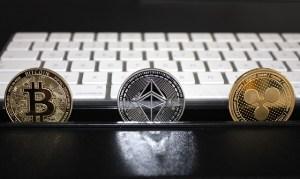 Bitcoin walczy z oporem 40 tys. dol. Kryptowaluty szukają odbicia