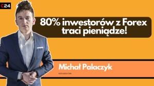 Najgorsza sesja indeksu WIG20 od pół roku! Michał Palaczyk, Squaber