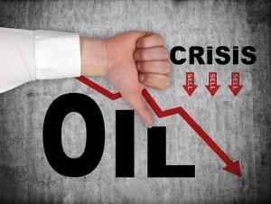 Cena ropy spada i powoduje niepewną sytuację na rynku