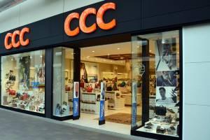 Notowania CCC akcje GPW