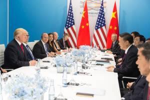Trump i Xi