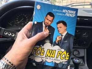 Pół na pół - Marcin Prokop i Szymon Hołownia