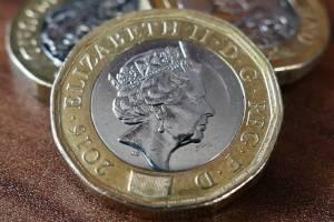 moneta funt szterling