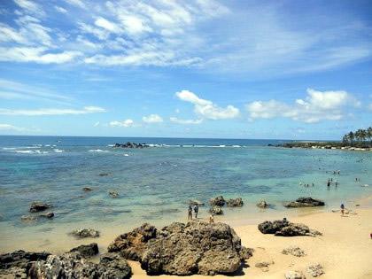 Vista da 2a. praia