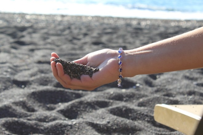 Areia de Perissa