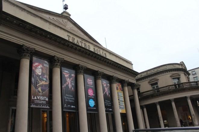 Teatro Solís