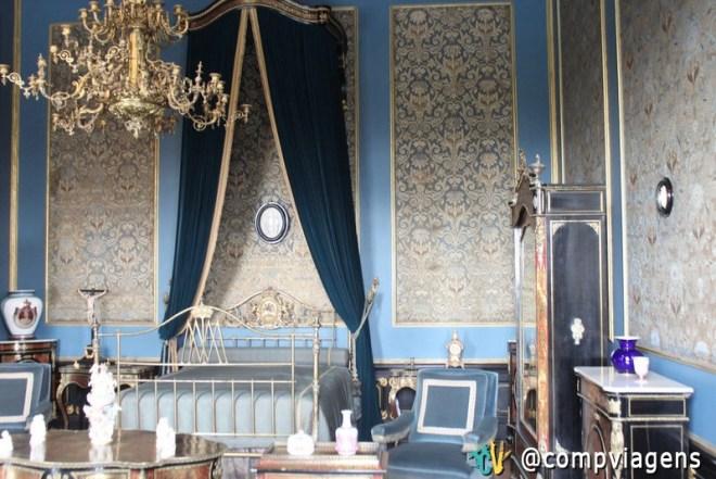 Interior do Castelo de Chapultepec