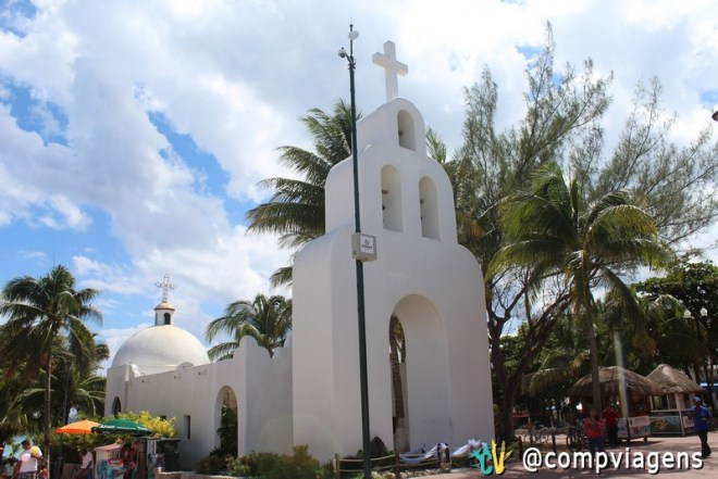 Igrejinha de Nuestra Señora del Carmen