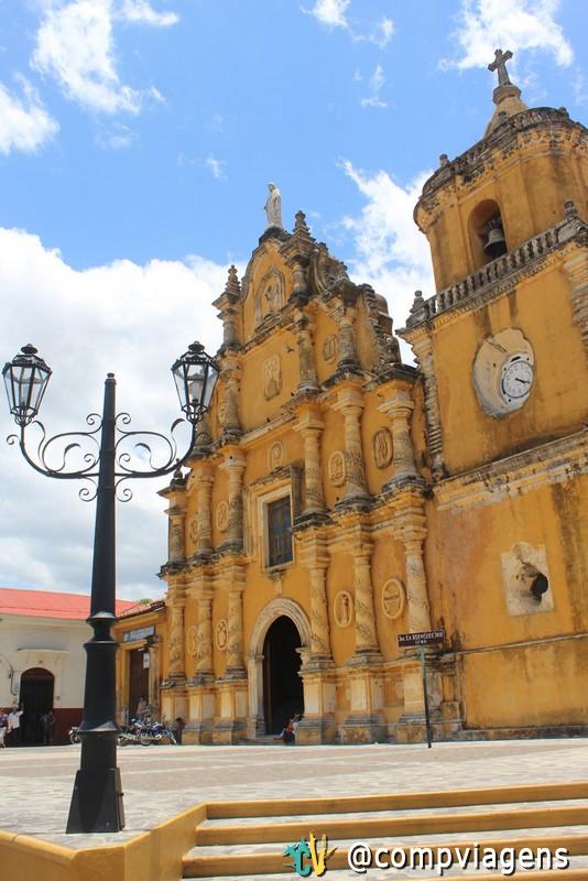 Igreja em León