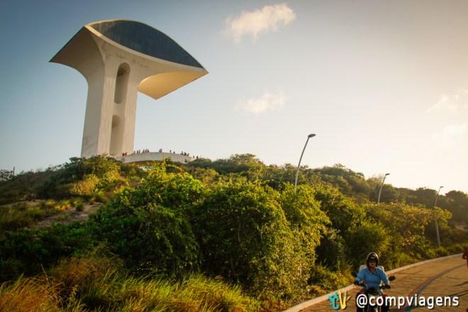 Parque da Cidade, obra de Oscar Niemeyer