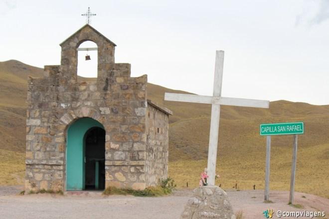 Capela de San Rafael