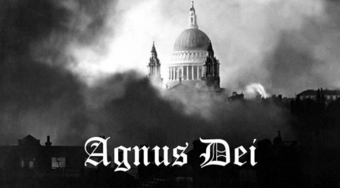 Partitura Agnus dei