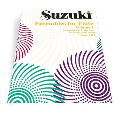 Metodo Suzuki para Flauta Traversa