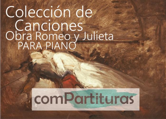 Romeo y Julieta para Piano