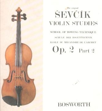Sevcik School of Bowing Technique, Op. 2