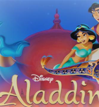 Partitura Aladdin