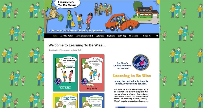 Compass website launch of Learning to be wise