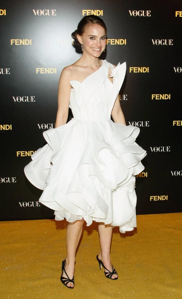 Natalie Portman, 2008