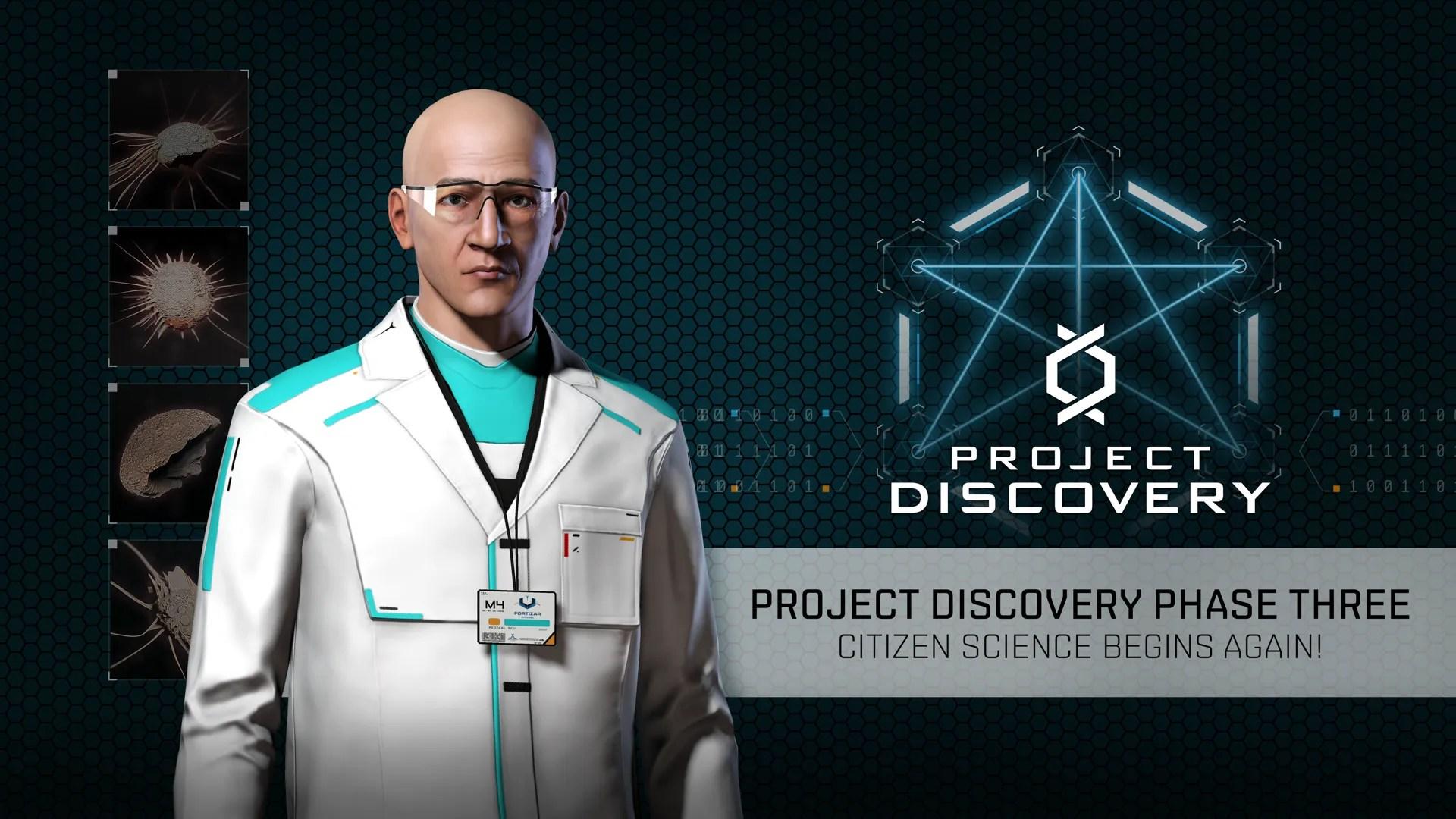 Photo of Project Discovery: il videogioco per combattere il coronavirus