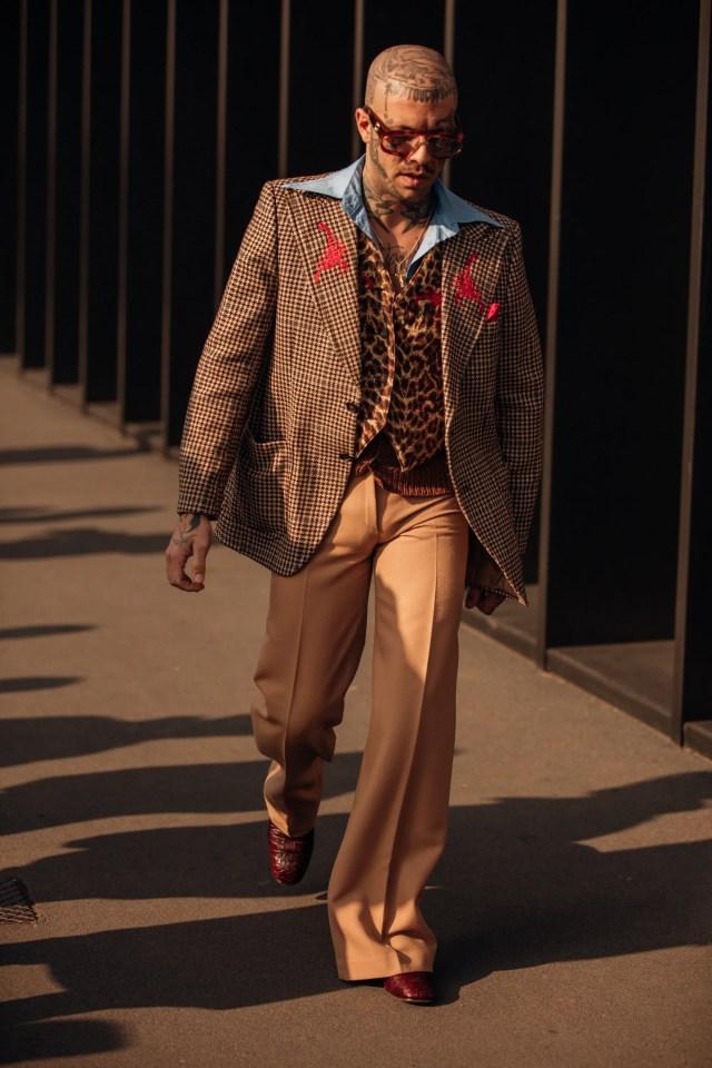 Street style: Milano 19 febbraio 2020