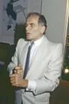 Pierre Cardin in Paris in July 1980